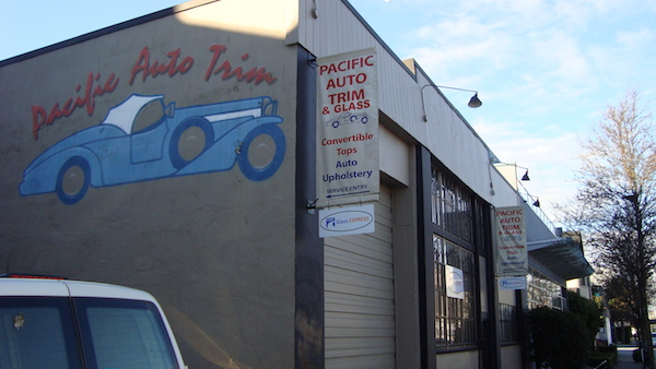 Pacific Auto Trim and Glass-VancouverBC